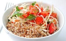Меню и рецепты гречневой диеты