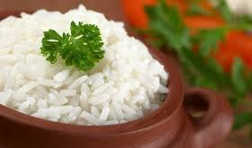 Примерное меню рисовой диеты