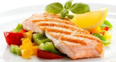 Меню и рецепты рыбной диеты