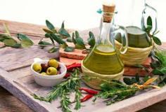 Средиземноморская диета:меню