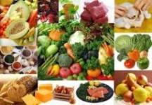 Содержание незаменимых аминокислот в продуктах