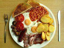 Время усваивания пищи в желудке