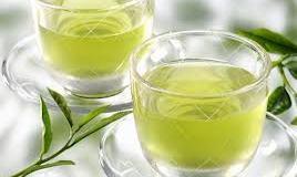 Меню диеты на зеленом чае
