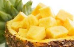Меню ананасовой диеты на 3 дня