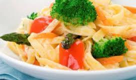 Примерное меню макаронной диеты на неделю