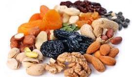 Примерное меню ореховой диеты