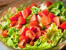 Меню томатной диеты на 3 дня