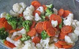 Примерное меню вегетарианской диеты