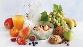 Примерное меню весенней диеты