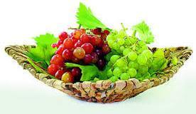 Примерное меню виноградной диеты