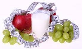 Примерное меню диеты Долиной