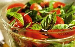 Примерное меню итальянской диеты