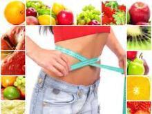 Летняя диета на 1 - 2 недели