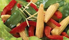 Примерное меню кукурузной диеты