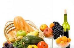Примерное меню психологической диеты