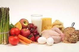 Примерное меню диеты для мужчин