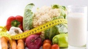 Примерное меню диеты после сорока