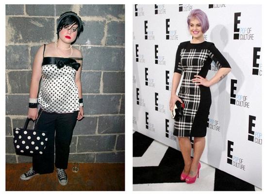 Как похудела Келли Осборн: фото до и после, диета, меню, секреты похудения