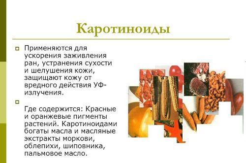 Антиоксиданты в продуктах питания: таблица, список продуктов-антиоксидантов