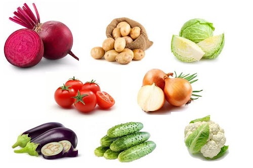 Продукты выводящие жидкость из организма: список продуктов питания, которые выводят лишнюю воду