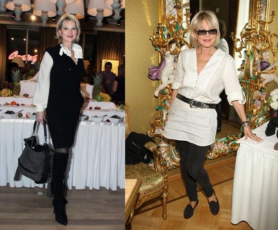 Татьяна Веденеева: рост и вес, фото, диета, как худеет, секреты стройности и красоты