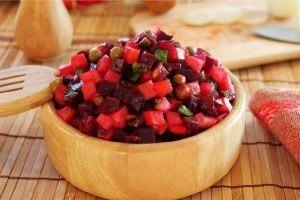 Vinegret-dieta-recepty