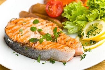 Низкокалорийный ужин для похудения