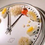 Таблица времени переваривания пищи в желудке